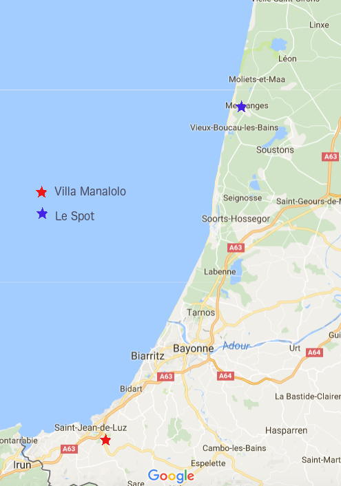 Carte Location Vacances